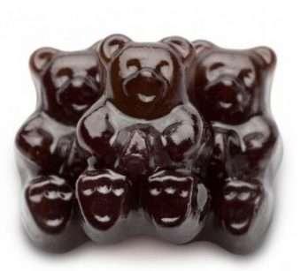Black-Cherry-Gummi-Bears