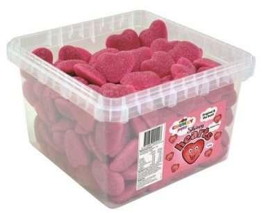 Chunky-Shiny-Hearts-550g