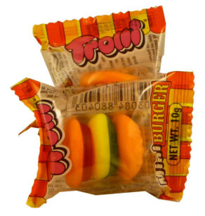 Trolli Burger 60 pcs