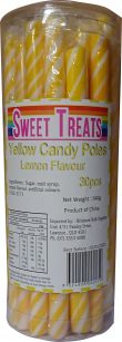 yellow-candy-poles