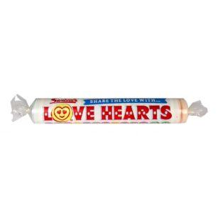 swizzels love heart roll