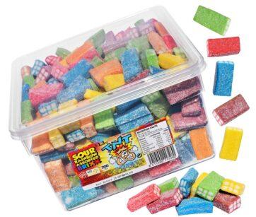 Tnt sour bricks 1.3kg