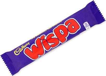 cadbury wispa bars