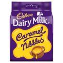 caramel nibbles 10x120g