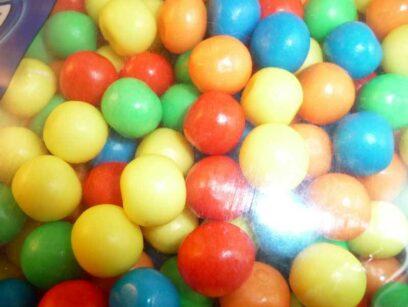 fizz gum balls 400g