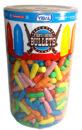 fizz gum bullets Tub
