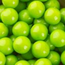 lime green gumballs