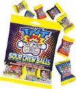 tnt sour chew balls 150g