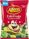 Frogs Cola Allens