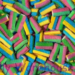 Blowpipes Bites Sour Multicolour 500g