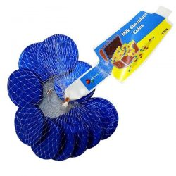 Milk Chocolate Coins Blue 75g