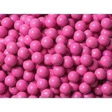 Chocolate Pearls Pink 1kg