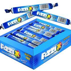 Fizzix Blue Blueberry 60 Pieces