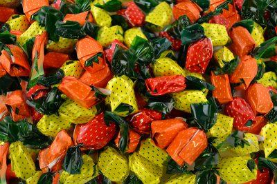 Fruit Filled Assorted Candy 1kg