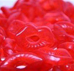 Gummi Lips 1kg