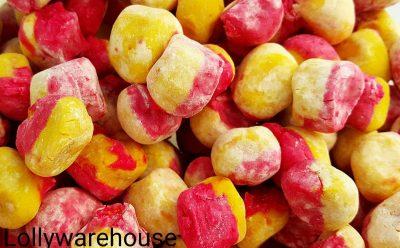 Bon Bons Rhubarb and Custard 500g