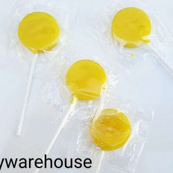 Lollipops Yellow 1kg