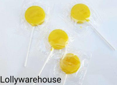 Lollipops Yellow 1kg