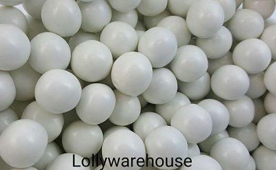 Choc Balls White 1kg
