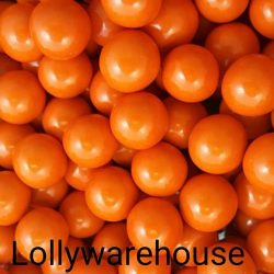 Choc Balls Orange 1kg