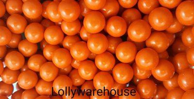 Choc Balls Orange 1kg