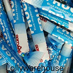 Fruca Sticks Blue Raspberry 900gm