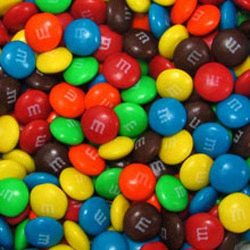 M&M's Milk Chocolate 500g
