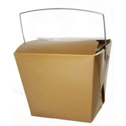 Noodle Pails Gold Boxes 4 pack