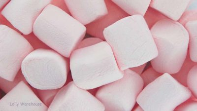 Marshmallows Pink 1kg