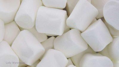 Marshmallows White 1kg