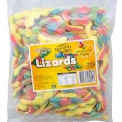 Sour Lizards 1kg