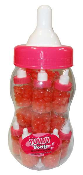 Jelly Beans Baby Bottle Pink 800g