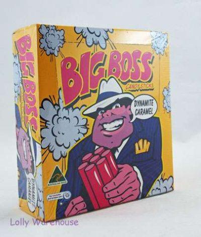 Big Boss Cigars 75 Caramel Sticks