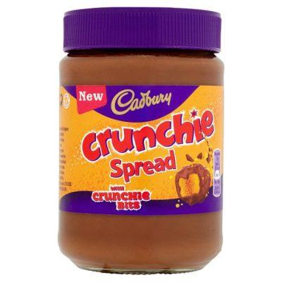 Cadbury Crunchie Spread 400g BB Feb 20