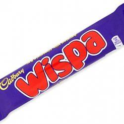 Cadburys Wispa Bars 48x36g