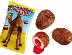 Camel Balls 120g 20 Pieces