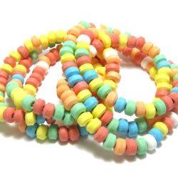 Candy Necklace 10 Pack