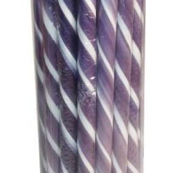 Candy Poles Purple Grape 30 Pcs