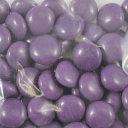 Choc Buttons Purple 1kg