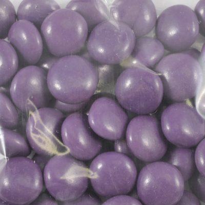 Choc Buttons Purple 1kg