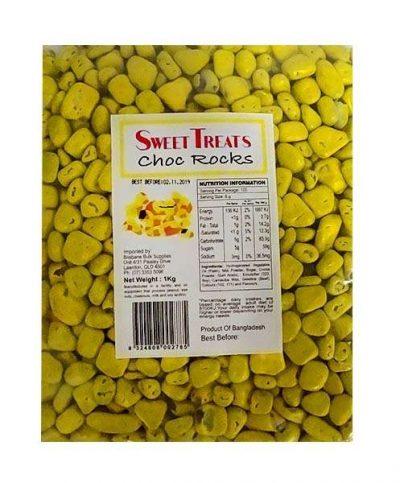 Choc Rocks Yellow 1kg