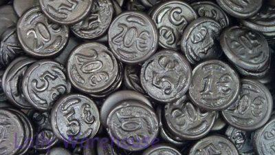 Salt Coins 1kg K&H