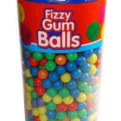 Fizz Gum Balls Vidal Tub 1.6kg