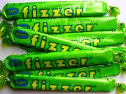 Fizzers Green Cream Soda 36 Pack