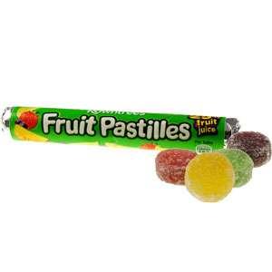 Rowntrees Fruit Pastilles 52g BB April 19