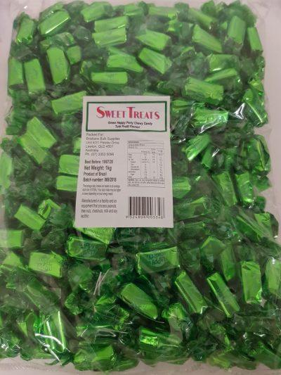 Foil Chews Green 1kg
