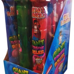 Giant Tongue Roller Red Strawberry x1 Unit
