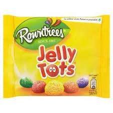Jelly Tots Rowntrees BB Apr 2020 42g