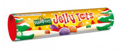 Rowntree's Jelly Tots Tube 130g