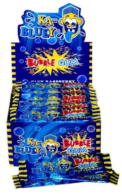 Ka-Bluey Bubblegum Sticks 50 Pieces